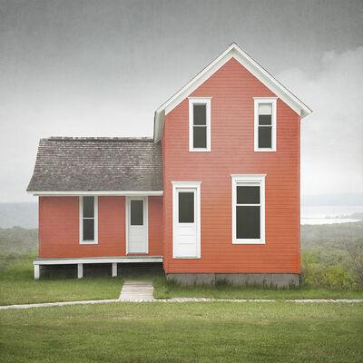 Carol Erb, 'Red House', 2019