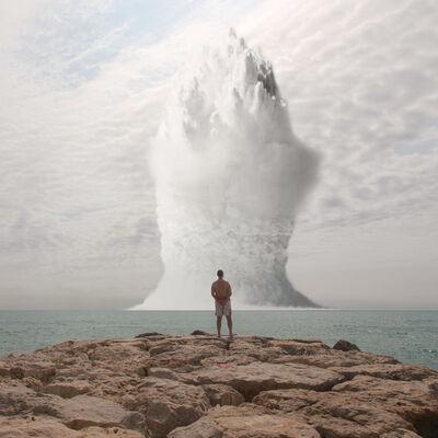 Clay Lipsky, 'Atomic Overlook: 02, 2012'