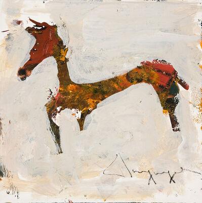 Paul-Henri Bourguignon, 'Horse (82-11782)', 1982