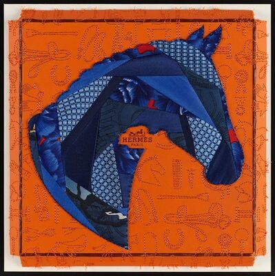 Stephen Wilson, 'Hermes Troupeau, Blue', 1100