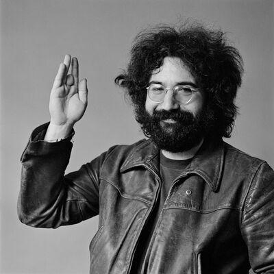 Baron Wolman, 'Jerry Garcia'