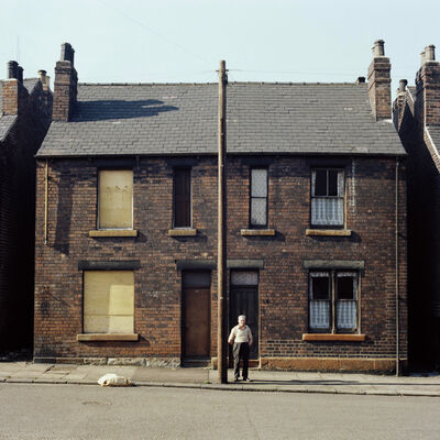Peter Mitchell, 'Bill Hemmings. Sheffield, 1978', 1978