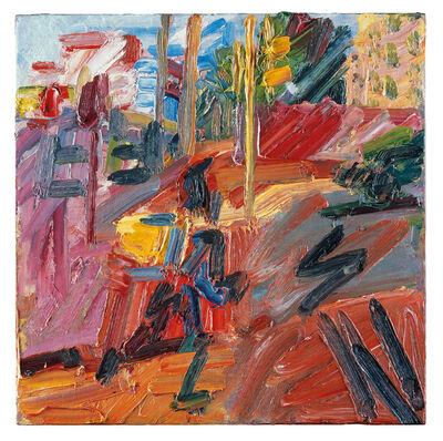 Frank Auerbach, 'Hampstead Road, High Summer', 2010