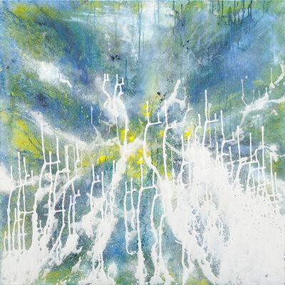 "Iris Weissschuh, '""WANDEL I.""', 2011"