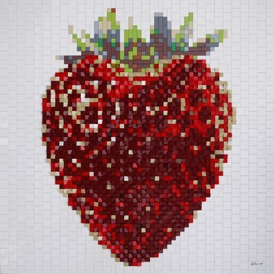 Andre Veloux, 'Red Strawberry', 2020