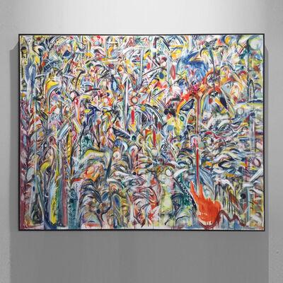 Richard Stone, 'war paint, he paint', 2018