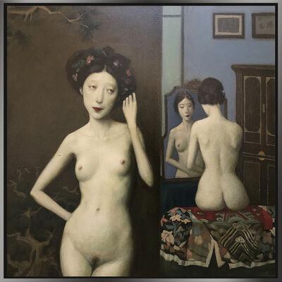 Jeffrey Chong Wang, 'Sisters', 2018