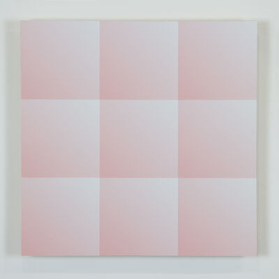 James Hillman, 'Panel, Broccato (Rose)', 2019
