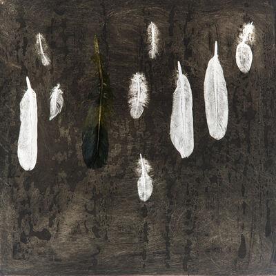 Neda Dana-Haeri, 'Colourscape series (Vaadi Knowledge)', 2012
