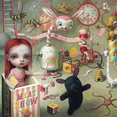 Mark Ryden, 'The Magical Circus', 2018