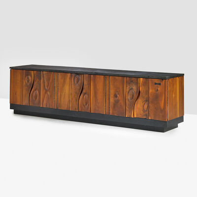 Phil Powell, 'Exceptional and large cabinet, New Hope, PA', 1960s