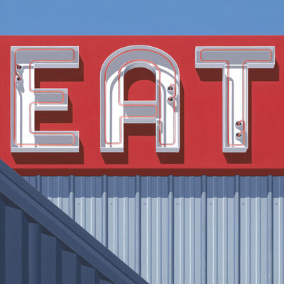 Stephanie Schechter, 'EAT', 2019