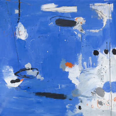 Beatriz Simon, 'Blue'