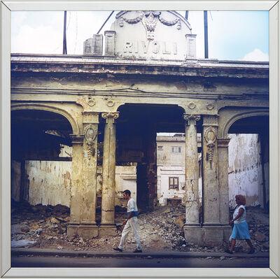 Carlos Garaicoa, 'Rivoli (The Place where Blood Flows)', 2002