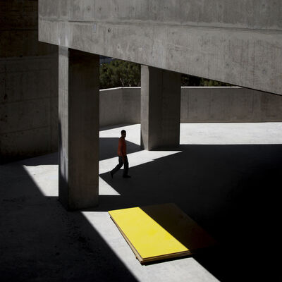 Serge Najjar, 'The Yellow Block', 2014