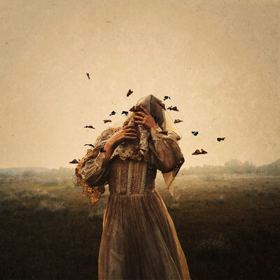 Brooke Shaden, 'Release', 2019