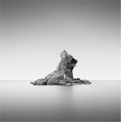 Michael Levin, 'White Buddha', 2016
