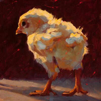 Cheri Christensen, 'Scrappy Chick', 2018