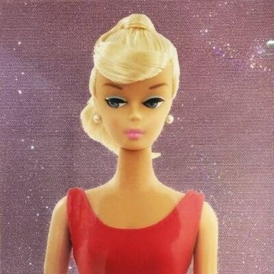 Beau Dunn, 'Solid Glam Barbie #2'