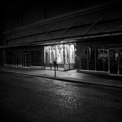 Matt Black, 'Dress shop. Laredo, TX. ', 2015