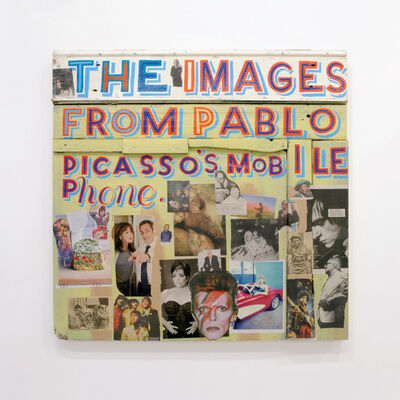 Bob and Roberta Smith, ''The Images from Picasso's Mobile Phone'', 2008