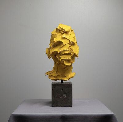 Salman Khoshroo, 'Sculpture in Yellow Oil Paint', 2020