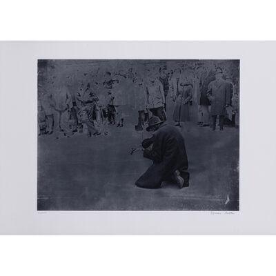 Sigmar Polke, 'Kölner Bettler, Cologne Beggars, plate 4', 1972