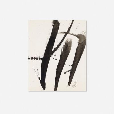 Kazuo Shiraga, 'Attend', 1980-1990