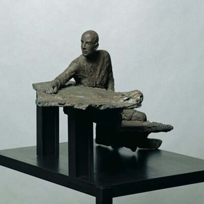 Hanneke Beaumont, 'Bronze #54', 2000