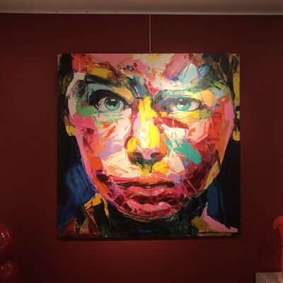 Françoise Nielly, 'THEO', 2015-2017