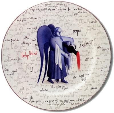 Grisha Bruskin, 'The Angel', 1999