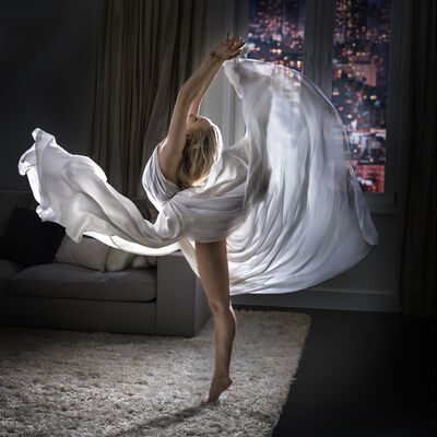 David Drebin, 'White Nights ', 2014