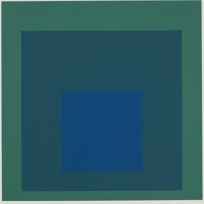 Josef Albers, 'SP XII', 1967