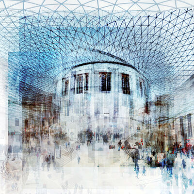 Chris Albert, 'British Museum', 2018