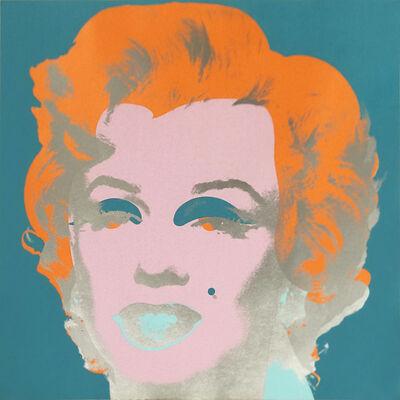 Andy Warhol, 'Marilyn Monroe (Marilyn) II.29', 1967