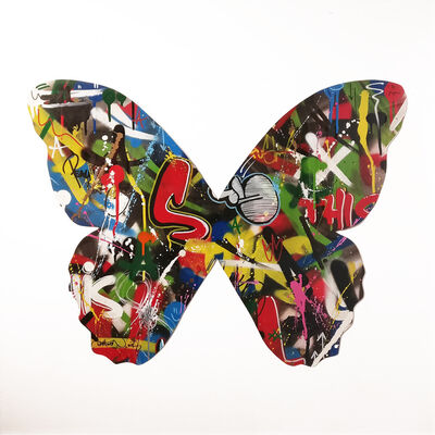 Martin Whatson, 'Butterfly Cutout', 2018