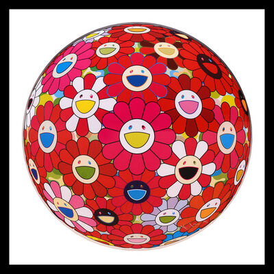 Takashi Murakami, 'Comprehending the 51st Dimension.', 2014