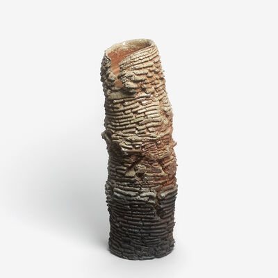 Shozo Michikawa, 'Sculptural form - vase', 2016