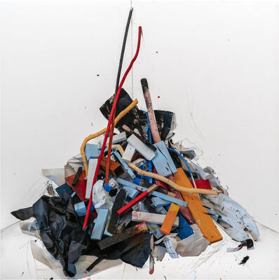 Andre Petterson, 'Corner Gust', 2018