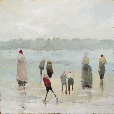 France Jodoin, ' The sweet sharp sense of a fugitive day', 2021