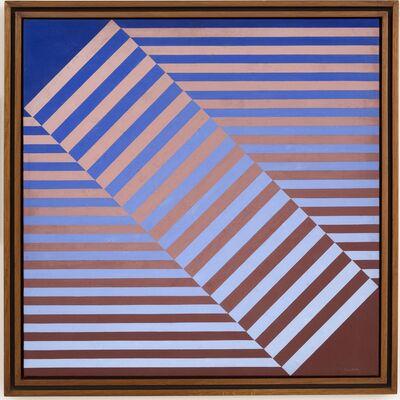 Luiz Sacilotto, 'Untitled', 1980s