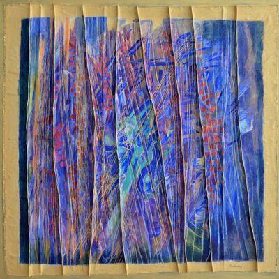 Blossom Verlinsky, 'Green Snake in the Garden of Desire', 2016