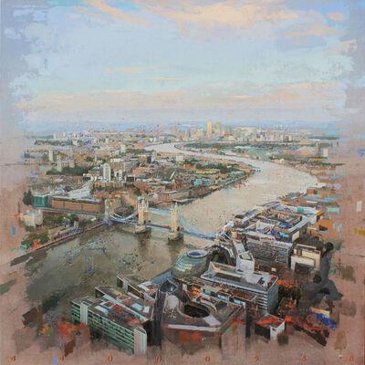 Albert Vidal, 'Bridge (London)', 2018