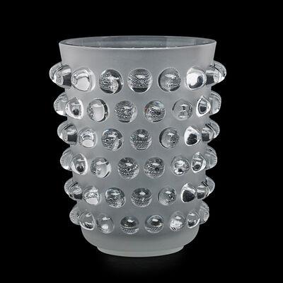 Lalique, 'Mossi vase', 1945-78