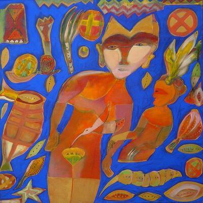 Jesus Urbieta, 'Madre Huchiteca', 1994