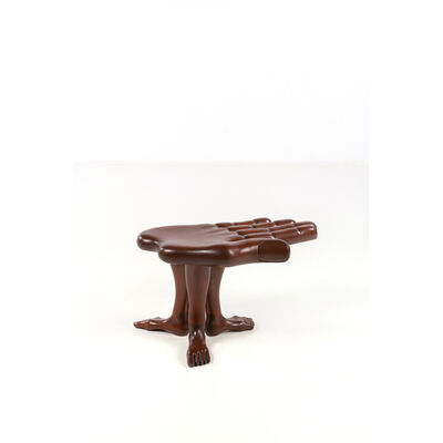 Pedro Friedeberg, 'Hand Foot - side table', 1970