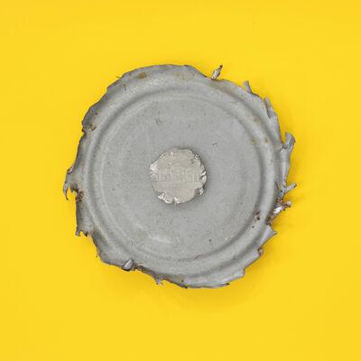 Tom Kiefer, 'Nickel and Food Tin', 2020