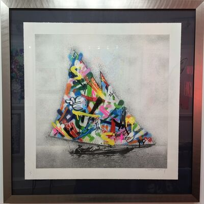 Martin Whatson, 'Boat Etching', 2017