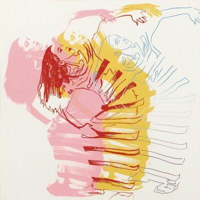 Andy Warhol, 'Satyric Festival Song (Unique)', 1986