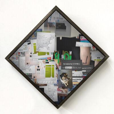 Siebren Versteeg, 'Clock', 2019